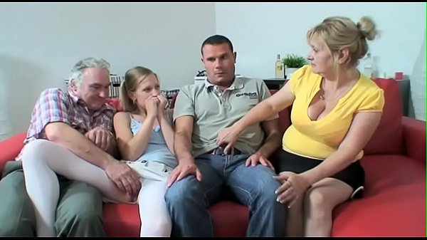 Family, Anal creampie