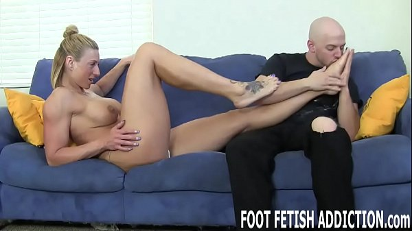Foot, Footjob, Femdom foot, Feet licking