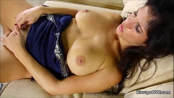 Mature solo, Big breast
