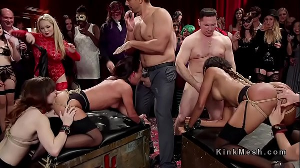 Pain, Group, Anal party