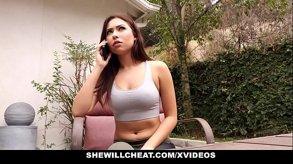 Wife cheating, Interracial cumshot