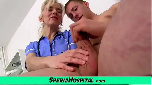 Nurse, Boy milf, Patient, Maya, Lady boy, Jerking