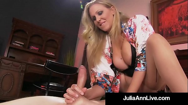Julia ann, Boy milf