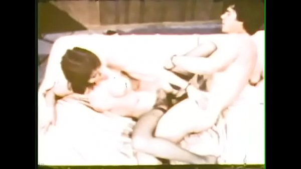 Vintage orgy, Hairy anal