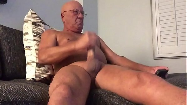 Grandpa, Gay cum, Mature handjob, Grandpa gay, Gay grandpa