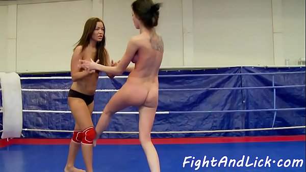Catfight, Wrestling