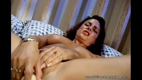 Wives, Milf masturbation, Husband, Hairy wife