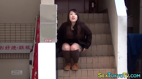Asian upskirt