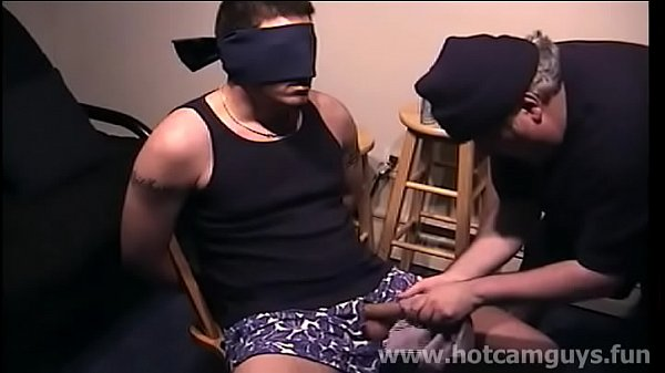 Blindfolded