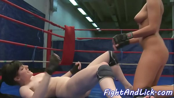 Gloves, Catfight, Wrestling