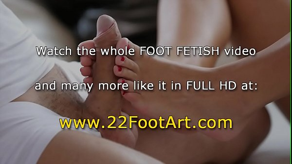 Footjob, Handjob feet