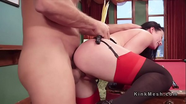 Pain anal, Anal threesome, Caning, Anal pain