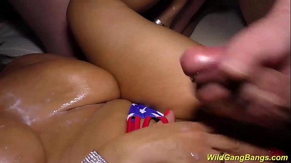 Swinger, Extrem anal, Anal party