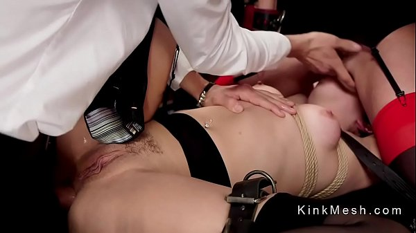 Strapon, Pain anal, Pain, Anal party