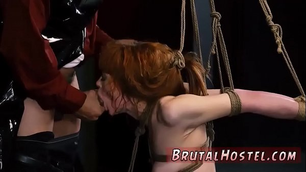Bondage, Cute girl, Sister and brother