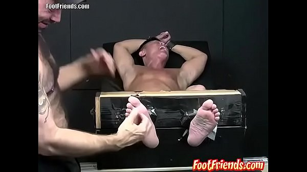 Tied up, Tied, Feet